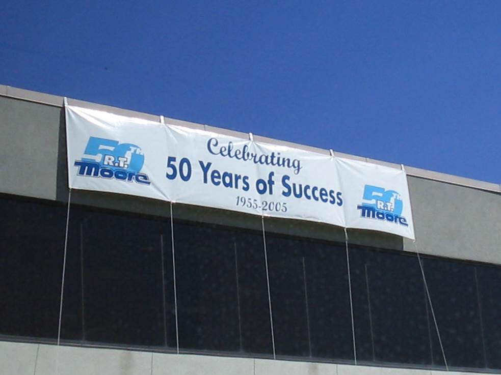 Celebrating 50 Years of Success!